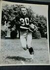 JACK BUTLER # 80, PITTSBURGH STEELERS HAND SIGNED 8X10 PHOTO