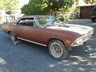 1966 Chevrolet Chevelle  1966 for $7900 dollars