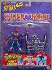 Spider Man Toy Biz Spider Man Cyber Sect Spider Force Action Figure Christmas