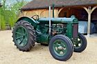 1943 Fordson Standard N Tractor TVO Antique Vintage Ploughing Restored New Tyres