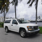 2010 GMC Canyon 2WD Crew Cab 1260 Florida One Owner 2010 GMC Canyon Mini RV Micro Camper Tiny Motorhome Must See