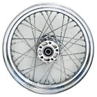 Mid USA Chrome 40 Spoke 16x3 Rear Wheel Harley Softail 2000-06 repl. 40975-00