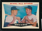 Comprehensive Guide to 1960s Mickey Mantle Cards 13
