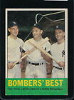 Comprehensive Guide to 1960s Mickey Mantle Cards 93