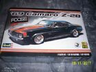 Revell Foose 69 Camaro Z-28 Plastic Modle Kit 1:12 Sealed 85-25-11 1/12 Scale