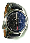 Breitling Transocean AB0451 Limited Mens Chronograph 43mm Watch * No Reserve *