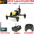Hubsan H122D Pro X4 FPV Quadcopter 720P RC Speed Racing Drone+Goggles+ LCD RTF