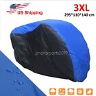 3XL Motorcycle Outdoor Cover for Harley-Davidson Road King Classic EFI FLHRCI
