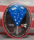 Nasa STS 125 Decal Space Flight Awareness Hubble Space Telescope