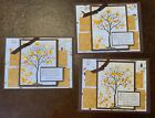 3 Handmade Stampin Up Fall Cards CTMH PTI Great for Thanksgiving