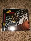 KISS ANIMALIZE CD - THE REMASTERS EDITION 1998 RELEASE - ACE FREHLEY