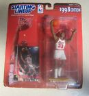 Alonzo Mourning--Miami Heat--1998 Kenner Starting Lineup Action Figure