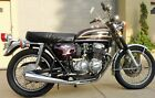 1976 Honda CB  1976 CB750K W/NEW PAINT AND CLEAR TITLE - NOT CURRENTLY RUNNING