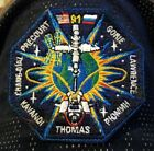 NASA Space Shuttle Mission STS 91 Discovery embroidered patch Precourt Thomas