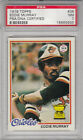Eddie Murray Cards, Rookie Cards and Autographed Memorabilia Guide 42