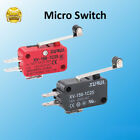 Push Button Microswitch Spdt 15a Miniature Actuators Micro Switch Various Types