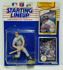 JOSE CANSECO - Kenner Starting Lineup MLB SLU 1990 Figure & 2 Cards OAKLAND A's