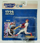 WILL CLARK - Starting Lineup MLB SLU 1996 Action Figure & Card - TEXAS RANGERS