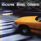 NEW - CAB by Tony MacAlpine; Bunny Brunel; Dennis Chambers