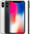 Apple iPhone X 64GB GSM Unlocked All Colors Great Condition