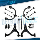 Front Upper Lower Control Arm Suspension Kit for 05 10 Commander Grand Cherokee