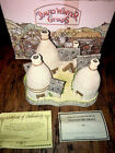 David Winter Cottages - The Midlands Collection The Bottle Kilns 1987 With COA