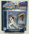MAGGLIO ORDONEZ - Starting Lineup 2 MLB SLU 2001 Action Figure & Card -WHITE SOX