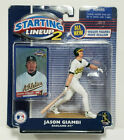 JASON GIAMBI - Starting Lineup 2 MLB SLU 2001 Action Figure & Card - OAKLAND A'S