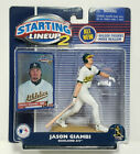 JASON GIAMBI - ATHLETICS Starting Lineup 2 MLB SLU 2001 Action Figure
