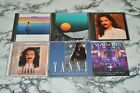 (YANNI CD LOT) -- Out Of Silence + Reflections Of Passion + Dare To Dream + More