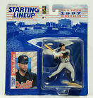 ROBERTO ALOMAR - Kenner Starting Lineup SLU 1997 Figure & Card Baltimore Orioles