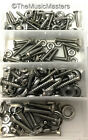 Boat Marine Stainless Steel Hardware Fastener Kit Screws Bolts Nuts Washers