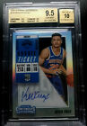 KEVIN KNOX 2018-19 Panini Contenders Silver Autograph Rookie BGS 9.5 10 Knicks