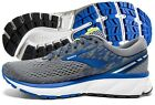 Brooks Ghost 11 Mens Running Shoe Grey Blue Silver multiple sizes New In Box