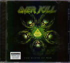 Overkill The Wings Of War CD 2019 Thrash Metal New Sealed
