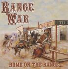 Range War 'Home on the Range' CD (2017) Lee Ving FEAR outlaw country