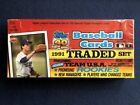 1991 Topps Traded Factory Set Sealed 132 Cards