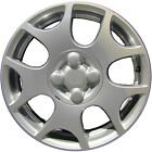 07029 Refinished Saturn Ion 2003 2005 15 inch Wheel Rim OEM All Painted Silver
