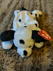 TY Beanie Baby - DOTTY the Dalmatian Dog (8.5 inch) - with tag