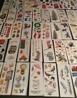 Creative Memories Stickers Lot Random 6 Sheets VTG Scrapbooking Sticker Lot