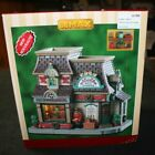 Lemax The Nutcracker Nut Shoppe Pre-lit Village Building Christmas - NIB NRFB