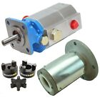 Log Splitter Hydraulic Kit 11 GPM Pump Mount Coupler For Speeco  Many Others
