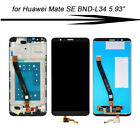 for Huawei Mate SE BND-L34 5.93