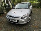 LARGER PHOTOS: Hyundai I30 Premium 1.6 (2009), Manual Petrol, Lady owner, Unusually low mileage