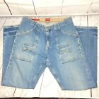 Tommy Hilfiger 31x31 Mens Jeans High Waist Bootcut Red Label Premium Vtg Denim