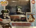 Mickey Mouse Matterhorn Bobsled 2019 NYCC Exclusive Funko Official 1500 In Hand
