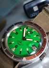 Squale Vintage diver submariner 300mt automatic steel 38 mm from 1970 rare dial