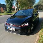 LARGER PHOTOS: 2016 66 plate MK7 Golf GTi, Manual black 3 door FSH, 12 months MOT Nice spec