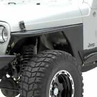 Smittybilt 76867 XRC Armor Front Tube Fenders with 3 Flare For 76 86 Jeep CJ7