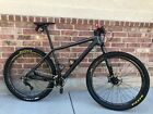 2015 Cannondale FSi Black Inc Carbon Hardtail XTR Di2 Enve Chris King Large